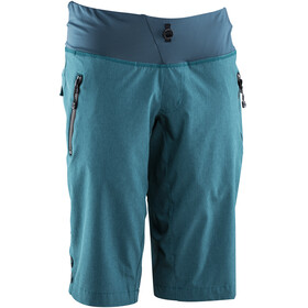 Race Face Charlie Shorts Damer, dark spruce